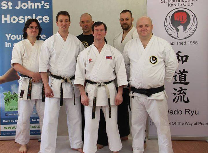 Group of instructors